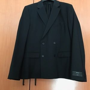 H&M mens double breasted jacket